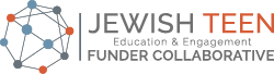 Jewish Teen Education & Engagement Funder Collaborative Logo